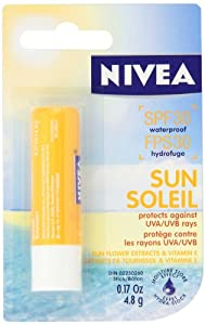 NIVEA Lip Care Sun SPF 30 4.8g