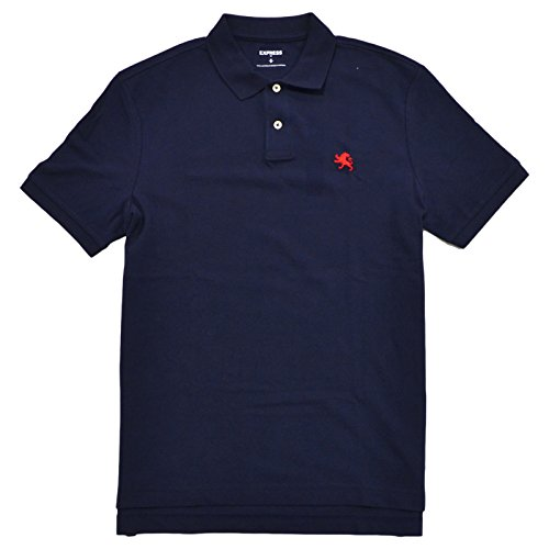 Express Mens Modern Fit Pique Polo Shirt The Men Shirts