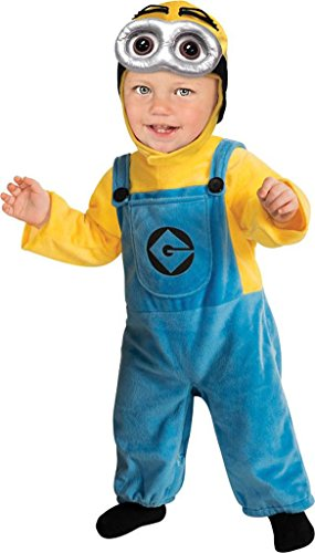 Despicable Me: Minion Kids Dave Costume