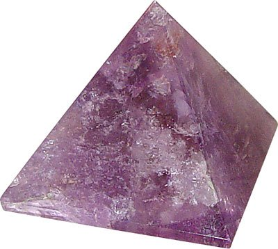 STONE PYRAMID - AMETHYST 25-30MM туалет new age pet products new age
