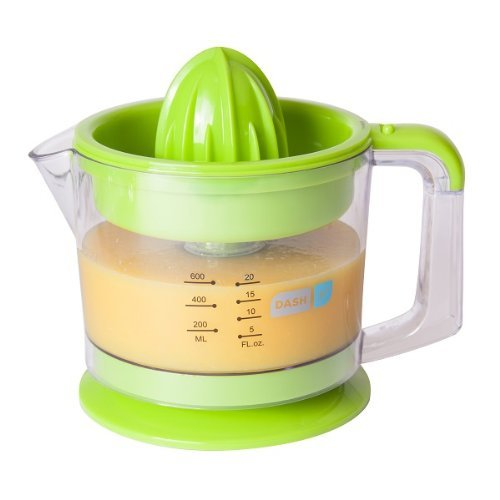 Dash Go Dual Citrus Juicer- Green
