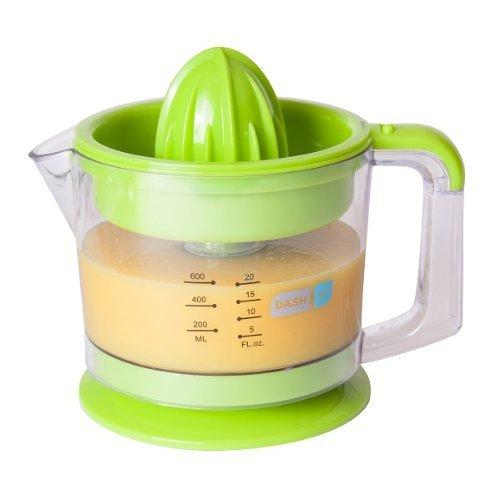 Dash Go Dual Citrus Juicer- Green