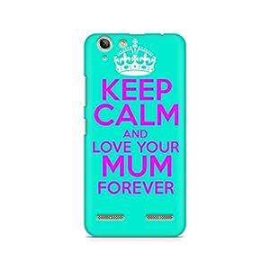 Mobicture Love Mom Premium Printed Case For Lenovo K5 Plus