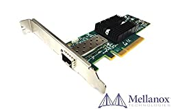 Dell RT8N1 0RT8N1 MNPA19-XTR Mellanox 10GB Single Port Connectx-2 PCI-E 10GBe Ethernet Network Interface Card For Dell Server ( Bulk Package)