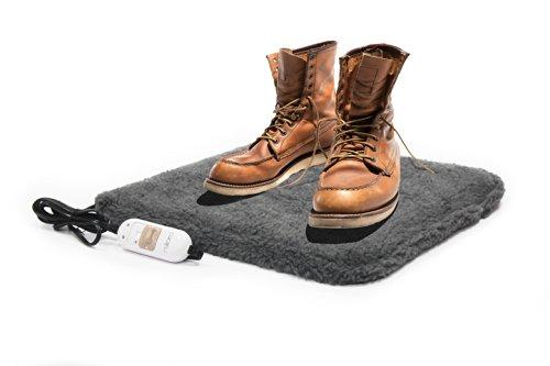 "Milliard 18""X18"" Electric Heated Foot Pad"
