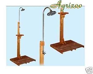 Doccia da giardino country docce giardino arredamento for Amazon arredamento