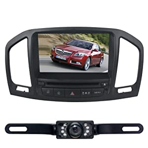 Amazon.com: Tyso For OPEL Insignia 8 inch Indash CAR DVD Player GPS
