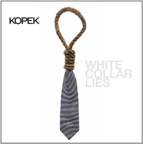 White Collar Lies by Kopek (2011) Audio CD