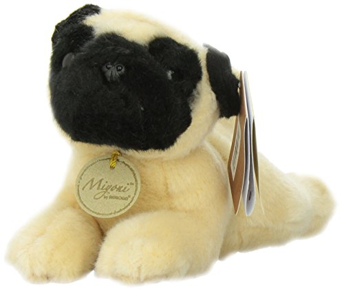 "Aurora World Miyoni Pug Plush, 8"" - 1"