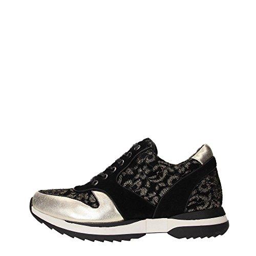 Luciano Barachini 5121F Sneakers Donna Pizzo Oro Oro 39