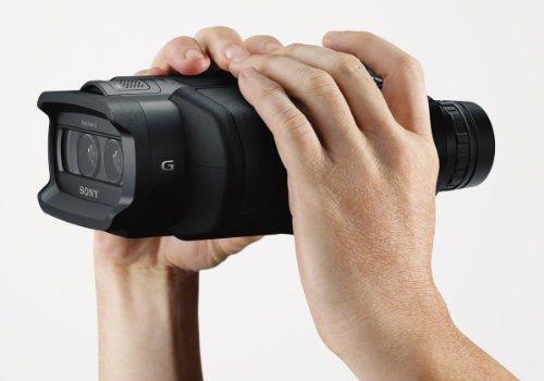 Sony DEV-5 Digital Recording Binoculars, Black