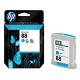 HP Officejet Pro K550dtwn Original Printer Ink Cartridge - Cyan