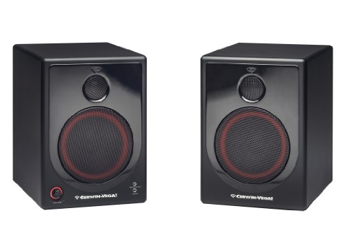 Cerwin Vega Xd5 Active Studio Monitors