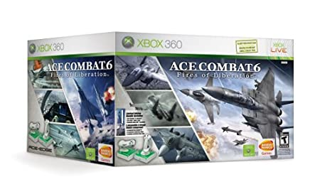 Ace Combat 6: Fires of Liberation Bundle (Includes Flightstick)