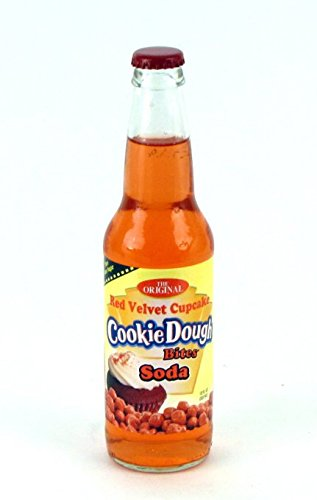 Cookie Dough Bites Red Velvet Cupcake Soda (Cake Cookie Dough compare prices)
