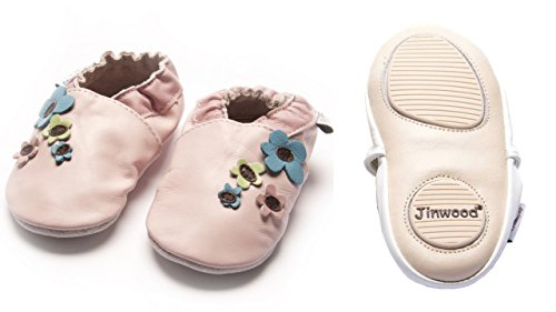 Jinwood designed by amsomo celebration - mini shoes, Stivaletti bambini, rosa (Pink), 20/21 EU