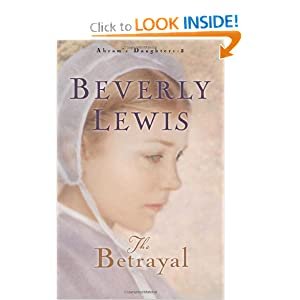 """The Betrayal"" by Beverly Lewis :Book Review"