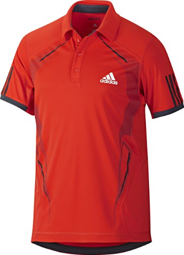 Adidas ClimaCool Barricade Mens Tennis Polo Shirt