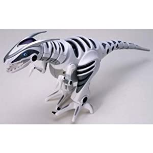 Mini Roboraptor- Fun Kids Dinosaur Toy and Gadget