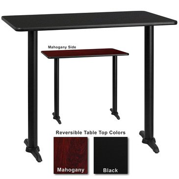 flash-furniture-24-inch-x-42-inch-rectangular-bar-table-w-black-or-mahogany-reversible-laminate-top