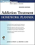 img - for Addiction Treatment Homework Planner [With CDROM]   [ADDICTION TREATMENT HOMEW-W/CD] [Paperback] book / textbook / text book