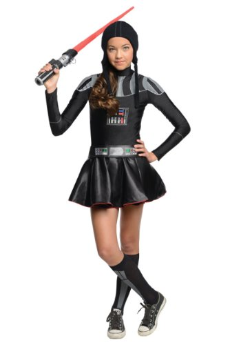 Star Wars Darth Vader Tween Costume Dress