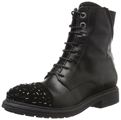 Tosca BluKATE - Stivali a metà polpaccio con imbottitura leggera Donna , Nero (Schwarz (C99)), 38 EU