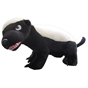 Honey Badger Small Talking Plush, R Rated