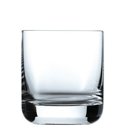 Schott Zwiesel 7544163 Convention Coffret de 6 Verres à Whisky Cristal Transparent 28,5 cl