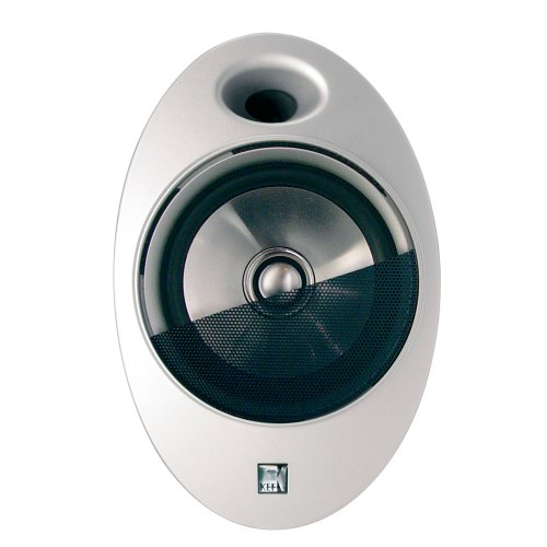 "Kef Ci400Wh Wall Mount Speaker With 4"" Uni-Q Driver"
