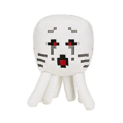 Large Ghast Plush001 by Aoli's Toys