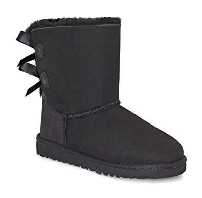 UGG Australia Kids and Toddlers Bailey Bow Boots by UGG