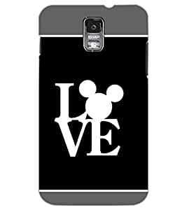 SAMSUNG GALAXY S5 LOVE Back Cover by PRINTSWAG