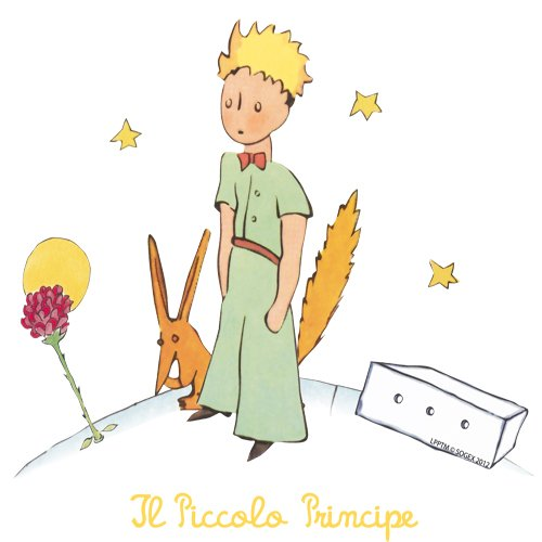 Disegno Volpe Piccolo Principe.Arredamento E Decorazioni Per La Casa Stikid Il Piccolo