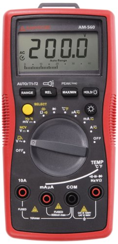 Awardpedia Amprobe Am 560 Advanced Hvac Digital Multimeter
