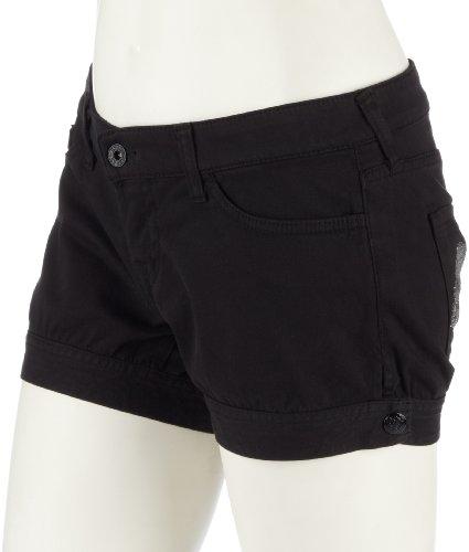 Evisu Womens Shorts Black - 29