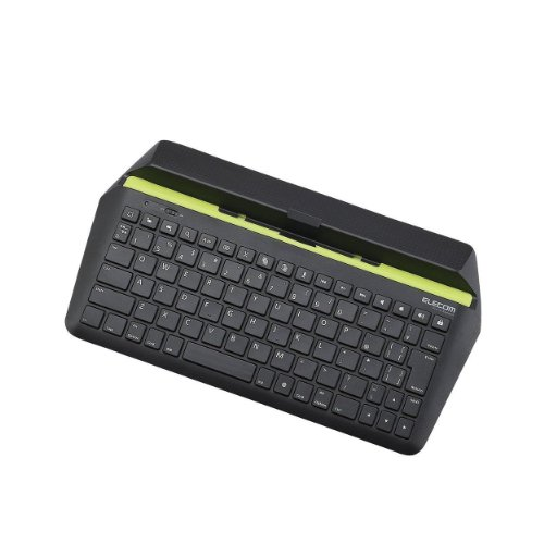 ELECOM Bluetoothキーボード iOS用(iPad iPad mini用) パンタグラフ ブラック TK-FBP067IBK