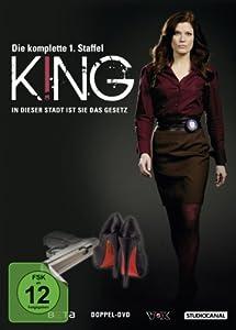 King - Die komplette 1. Staffel [2 DVDs]