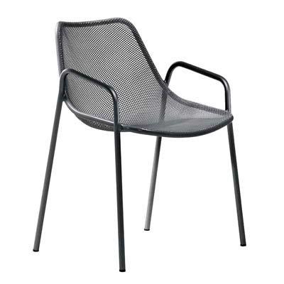 EMU Sessel Armlehnensessel Loungesessel Round (antik Eisen) online kaufen