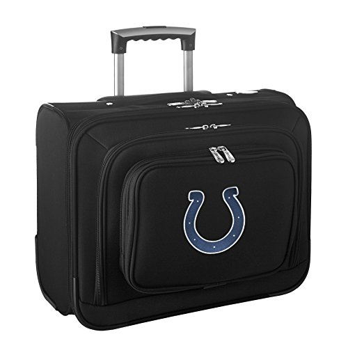 nfl-indianapolis-colts-denco-sports-equipaje-3556-cm-laptop-trasnochada-negro