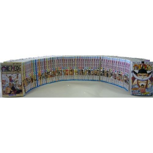 One Piece Volumes 1-63 (jump comics) Japanese