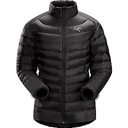Arc\'teryx Cerium LT Down Jacket - Women\'s Black X-Small