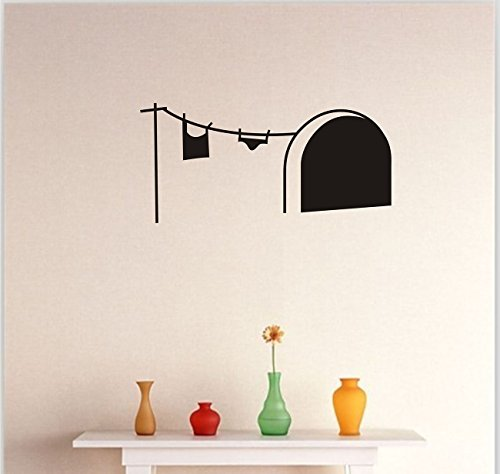 homefind-lovely-clothesline-underwear-wall-stickers-removable-vinyl-wall-decals-for-girls-room-bedro