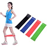 Generic Resistance Band Light / Med / Heavy Exercise Yoga