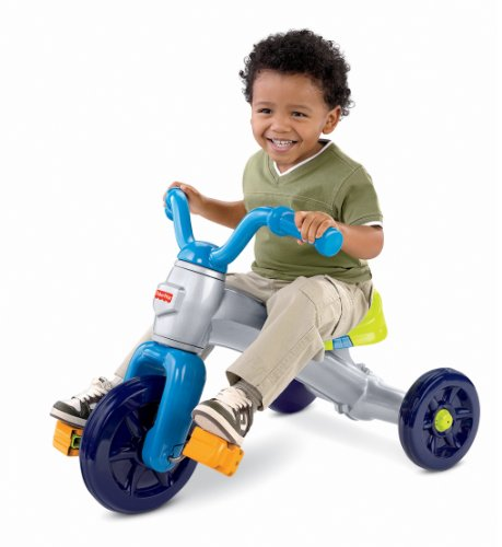 Learn More About Fisher-Price Grow With Me Trike