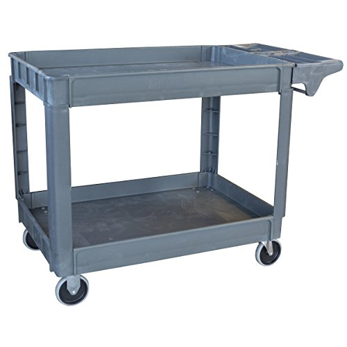 Plastic Utility Carts with Incredible Features - Best Carts