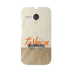 Phone Candy Designer Back Cover with direct 3D sublimation printing for Motorola Moto G (1st Gen)