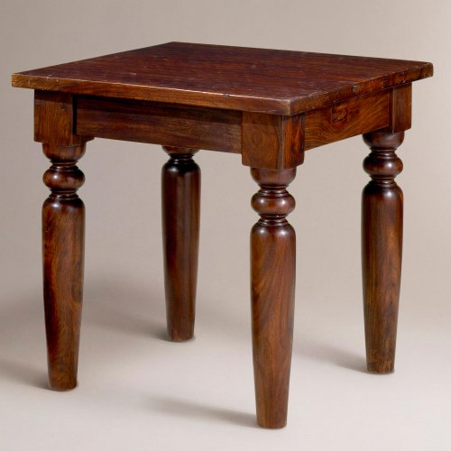 Elegant Sourav End Table   World Market