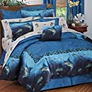 Bedding For Fisherman   Sport Fish Comforter Set   King