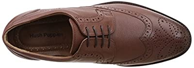 Hush Puppies Men's Star Leather Formal Shoes